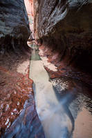 Subway, rock, water, Utah, Zion, stream, creek