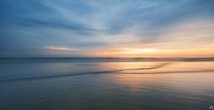 California, Torrey Pines, San Diego, sunset, coast