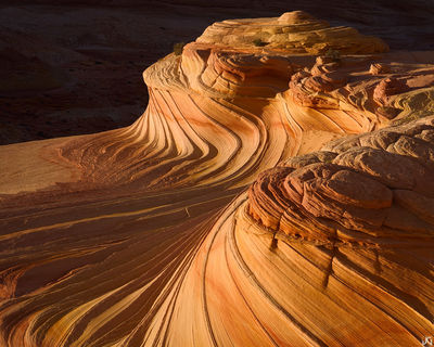 Utah, Arizona, The Wave, Second Wave, sandstone