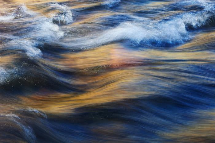 Colorado, aspen, autumn, Cimarron River, Silver Jack, Unompahgre, photo
