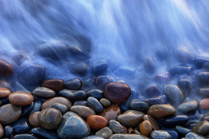 coast, shore, sunset, rocks, beach, Carlsbad, California, ocean, water, sea, photo