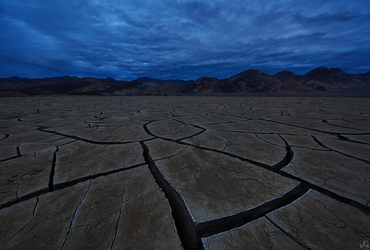 california, desert, death valley, dusk, photo