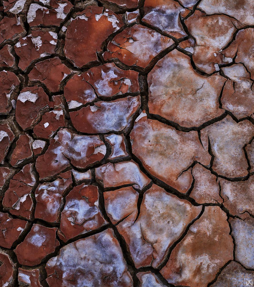 California, anza borrego, mud, desert, playa, photo