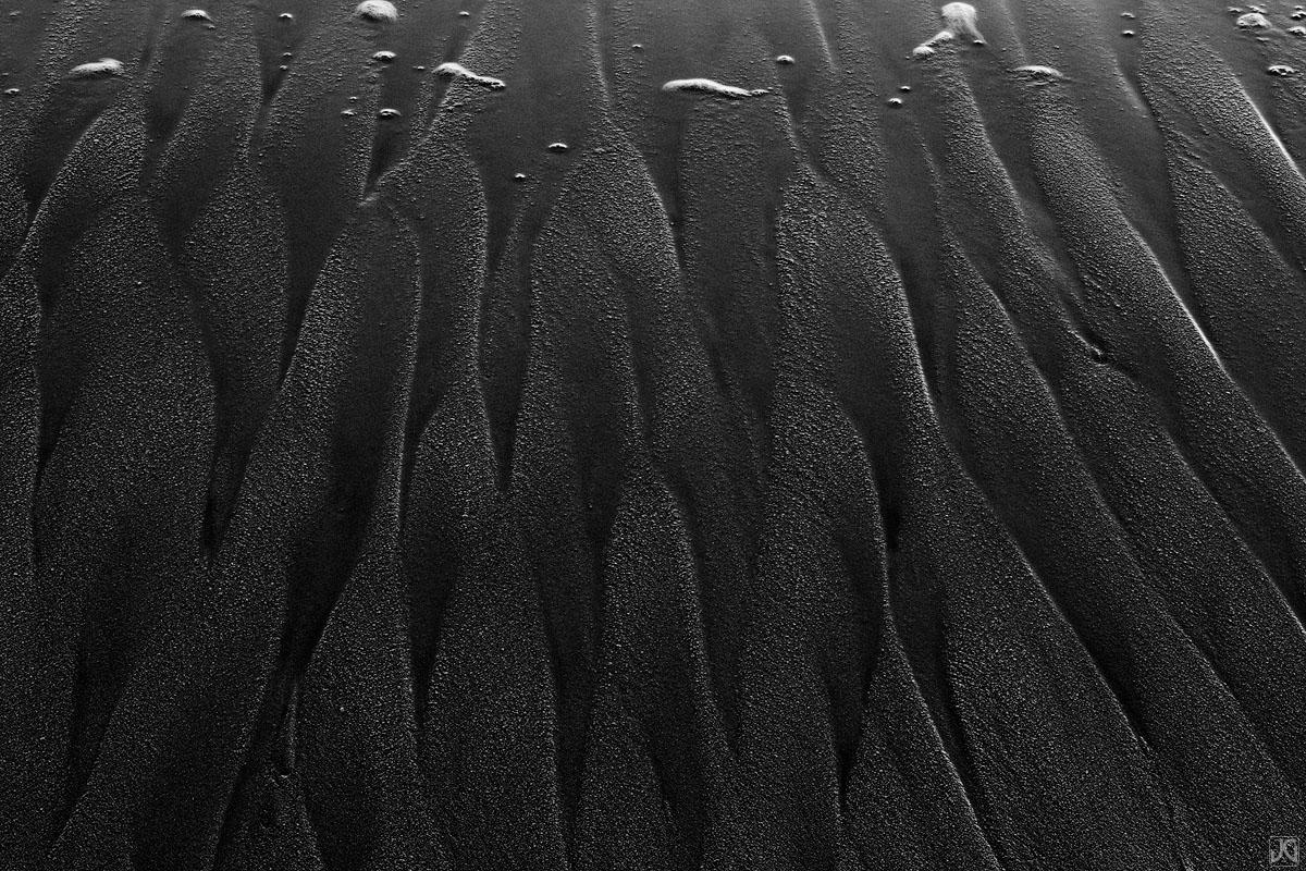 California, sand, beach, patterns, photo