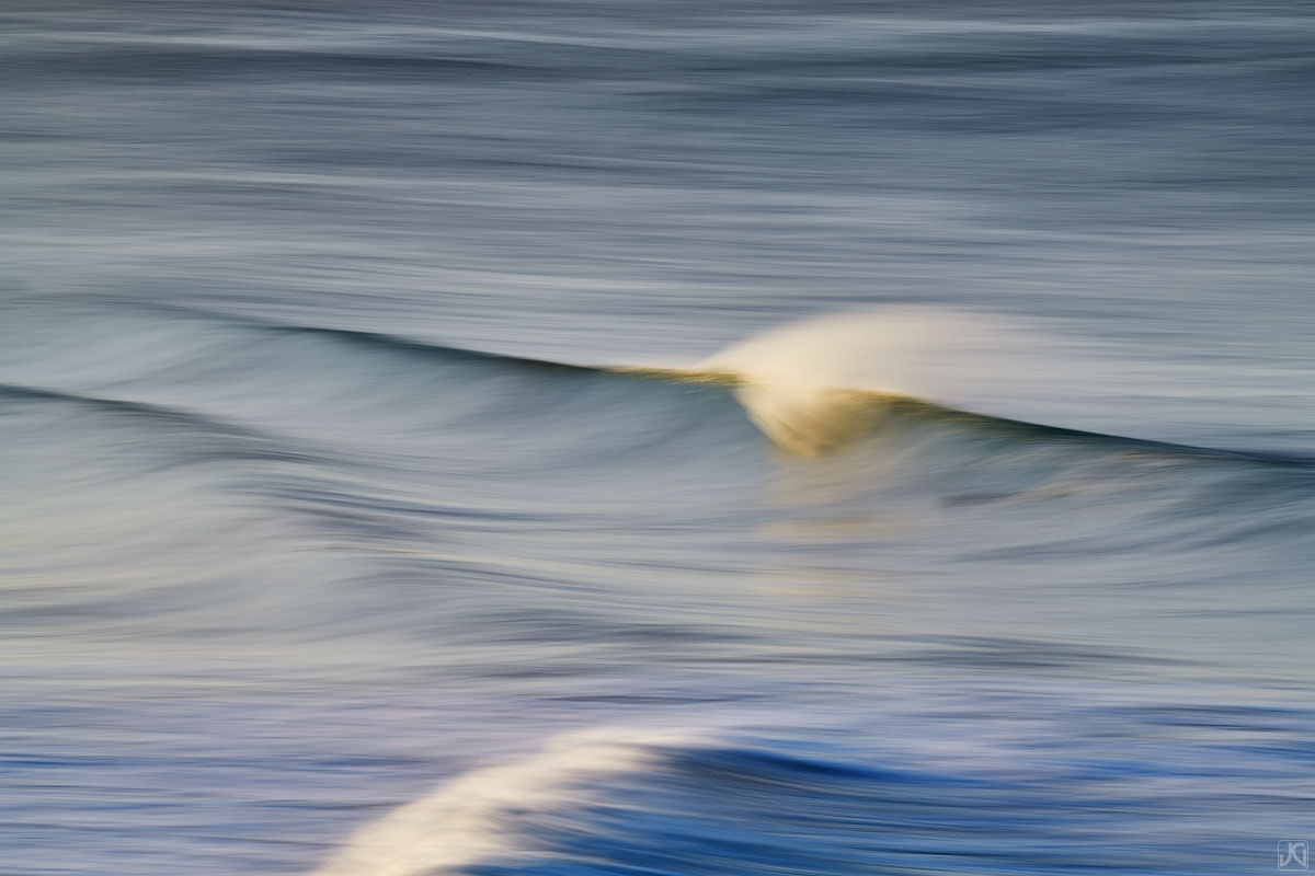 California, offshore, winds, encinitas, waves, sunrise, light, photo